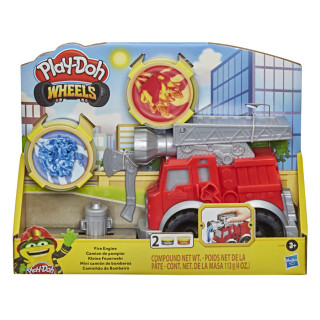 Play-Doh Wheels Fire Engine Playset