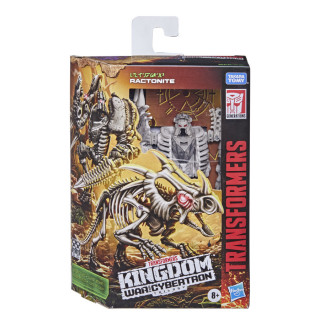 Transformers Generations War for Cybertron: Kingdom Deluxe WFC-K15 Ractonite