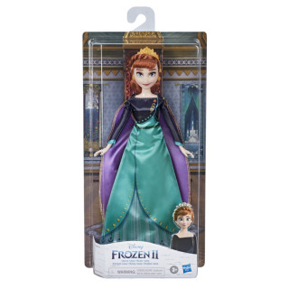 Disney Doll Frozen 2 Queen Anna Fashion Doll