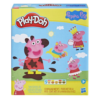 Play-Doh Peppa Pig Stylin Set