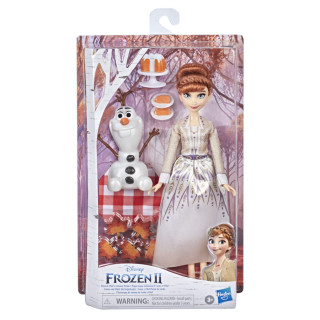 Disney's Frozen 2 Anna and Olaf's Autumn Picnic