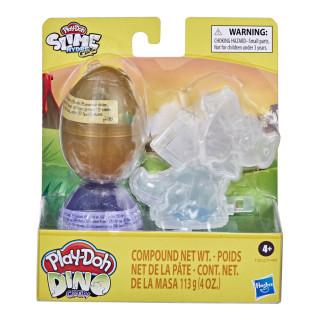 Play-Doh Slime Dino Crew Eggs and Dinosaur Bones