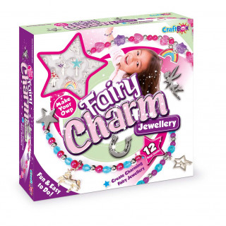 Craft Box Fairy Charm Jewellery