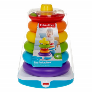 Fisher Price Giant Rock A Stack