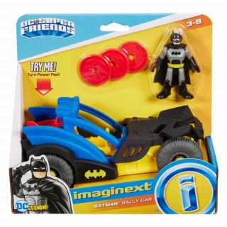 Imaginext DC Super Friends Features