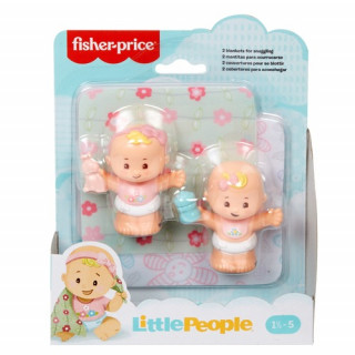 Fisher Price Little People Twin Babies Assorted