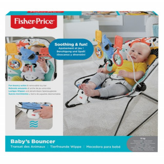 Fisher Price Navy Signature Style Bouncer