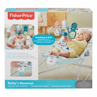Fisher-Price Terrazzo Signature Style Baby's Bouncer