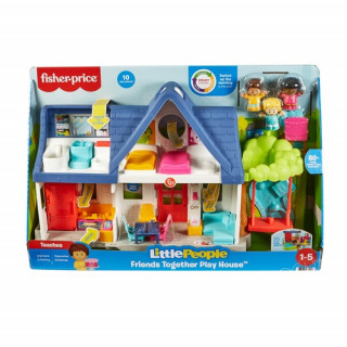Fisher-Price Little People Lets Play Home House Play Set
