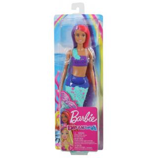 Barbie Dreamtopia Mermaid Assorted-Blue Crown
