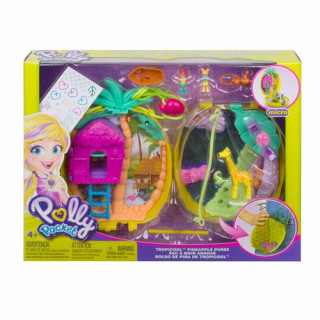 Polly Pocket – Polly & Lila Pineapple Safari
