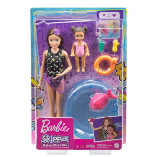 Barbie Skipper Babysitters Inc Dolls and Playset