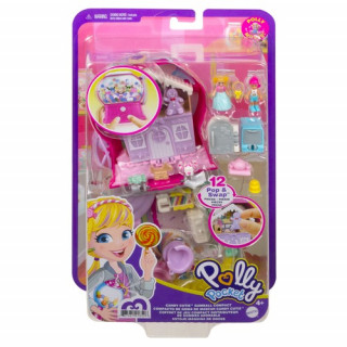 Polly Pocket Candy Cutie Gumball Compact