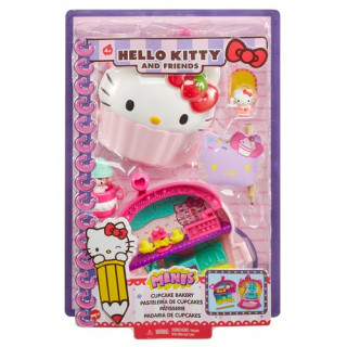 Hello Kitty and Friends Minis Cupcake Bakery