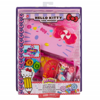 Hello Kitty and Friends Minis Carnival Pencil Playset