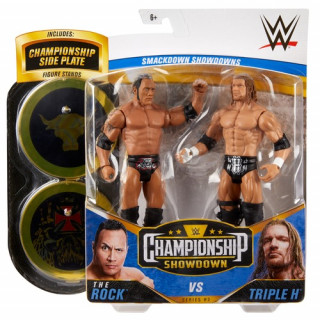 WWE (2 pack) Figures Assorted