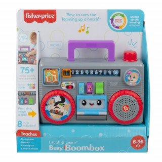 Fisher-Price Laugh & Learn Boom Box