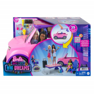 Barbie Feature SUV Play Set