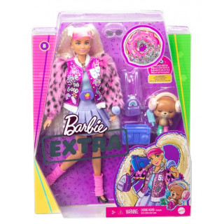 Barbie Extra Doll with Blonde Pigtails