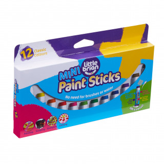 Paint Sticks Mini - 12 Assorted