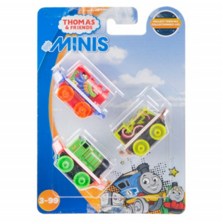 Thomas Minis 3 Pack Assortment