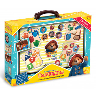 Paddington Bear Learning Suitcase