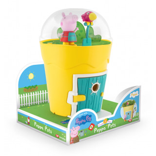 Peppa Pig Growing Pots