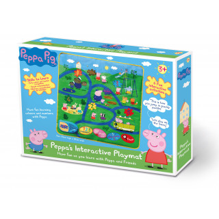 Peppa's Interactive Playmat