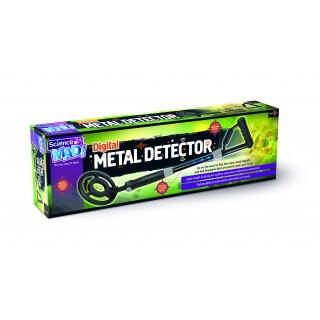 Science Mad Digital Metal Detector