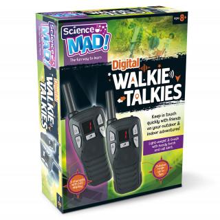 Science Mad! Digital Walkie Talkies