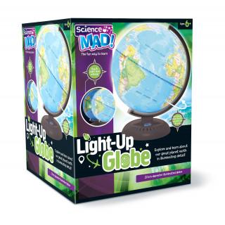 Science Mad! Light Up Globe