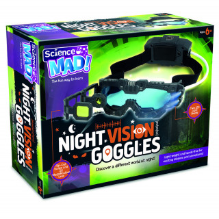 Science Mad! Night Mission Goggles