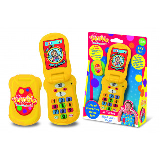 Mr Tumble Flip & Learn Phone