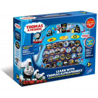 Thomas & Friends Learn with Thomas Alphaphonics